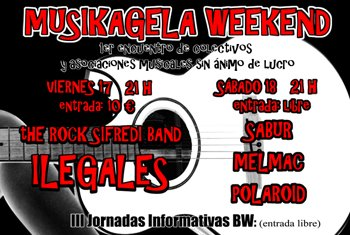 Musikagela Weekend