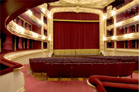 Victoria Eugenia Theatre's Main Room